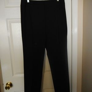 Antonio Melani Dress Pants Size 10 Black